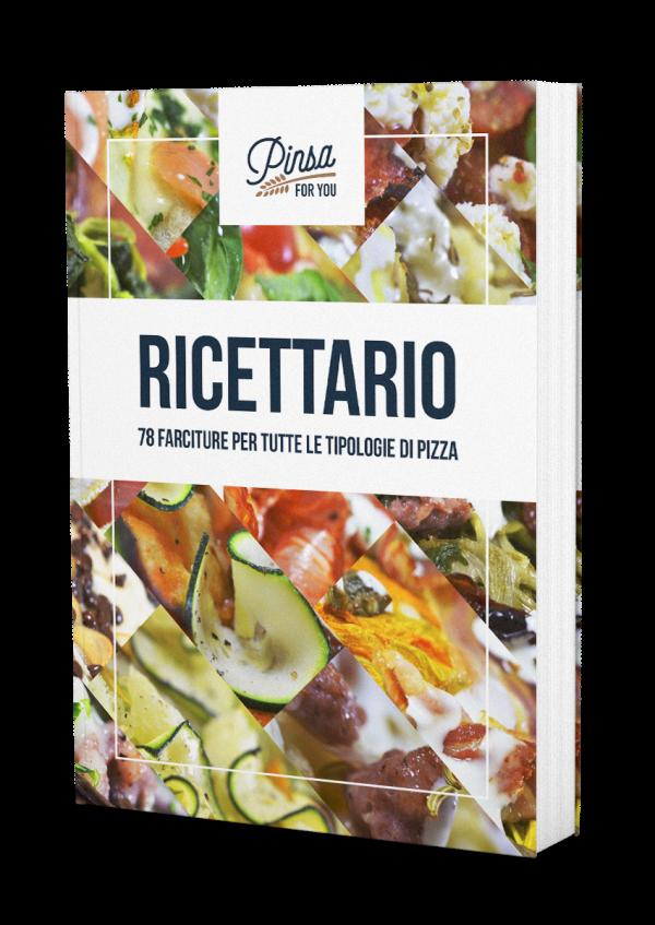 Ricettario - 78 ricette per Pinsa e Pizza